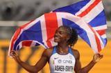 dina-asher-smith-world-100m-silver-doha
