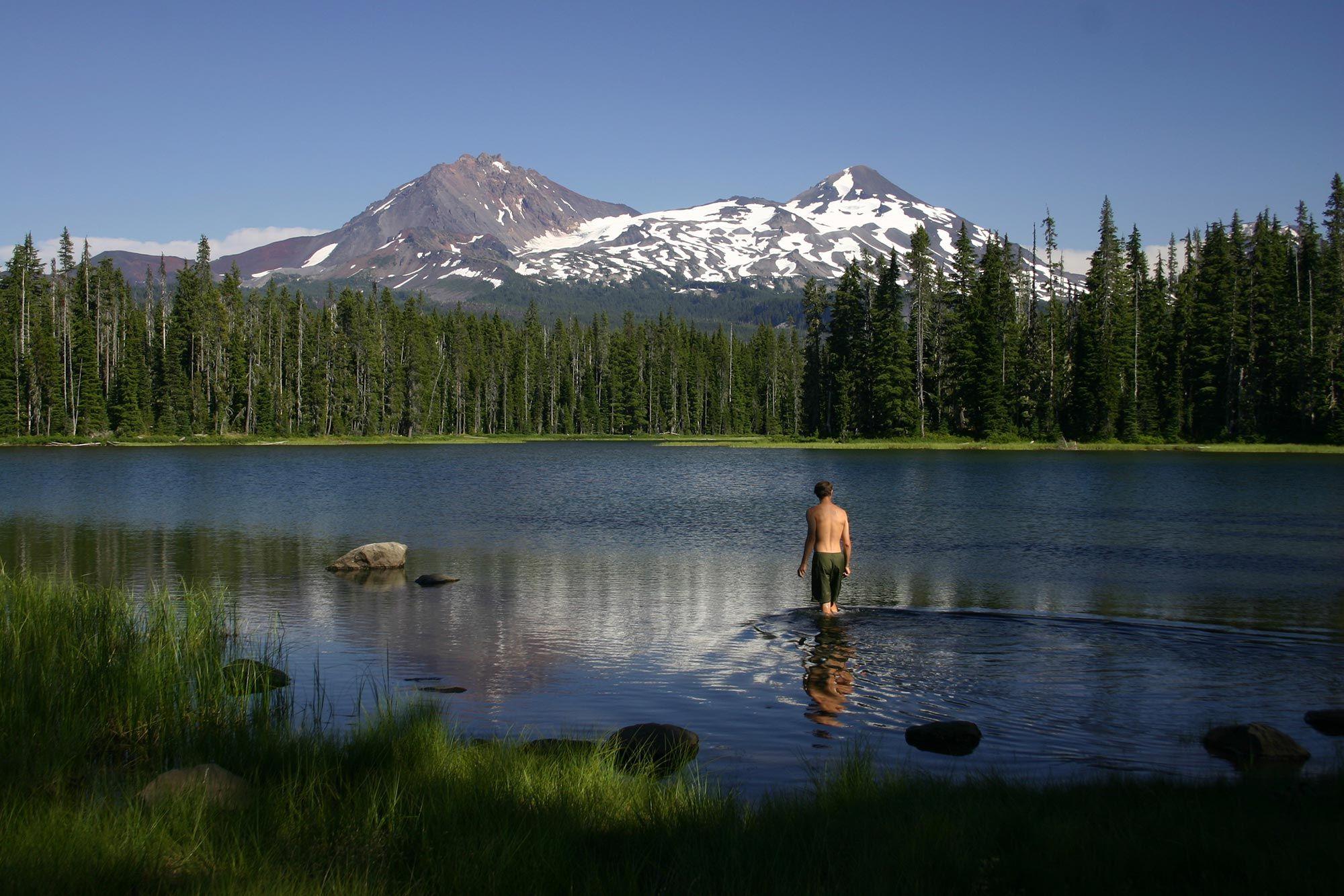 Scott Lake by Traci Williamson