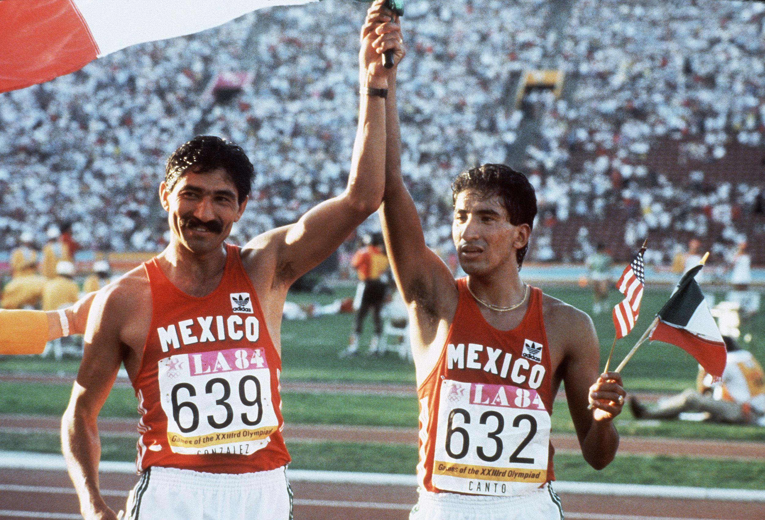 1984 Olympic 20km race walk champion Canto dies