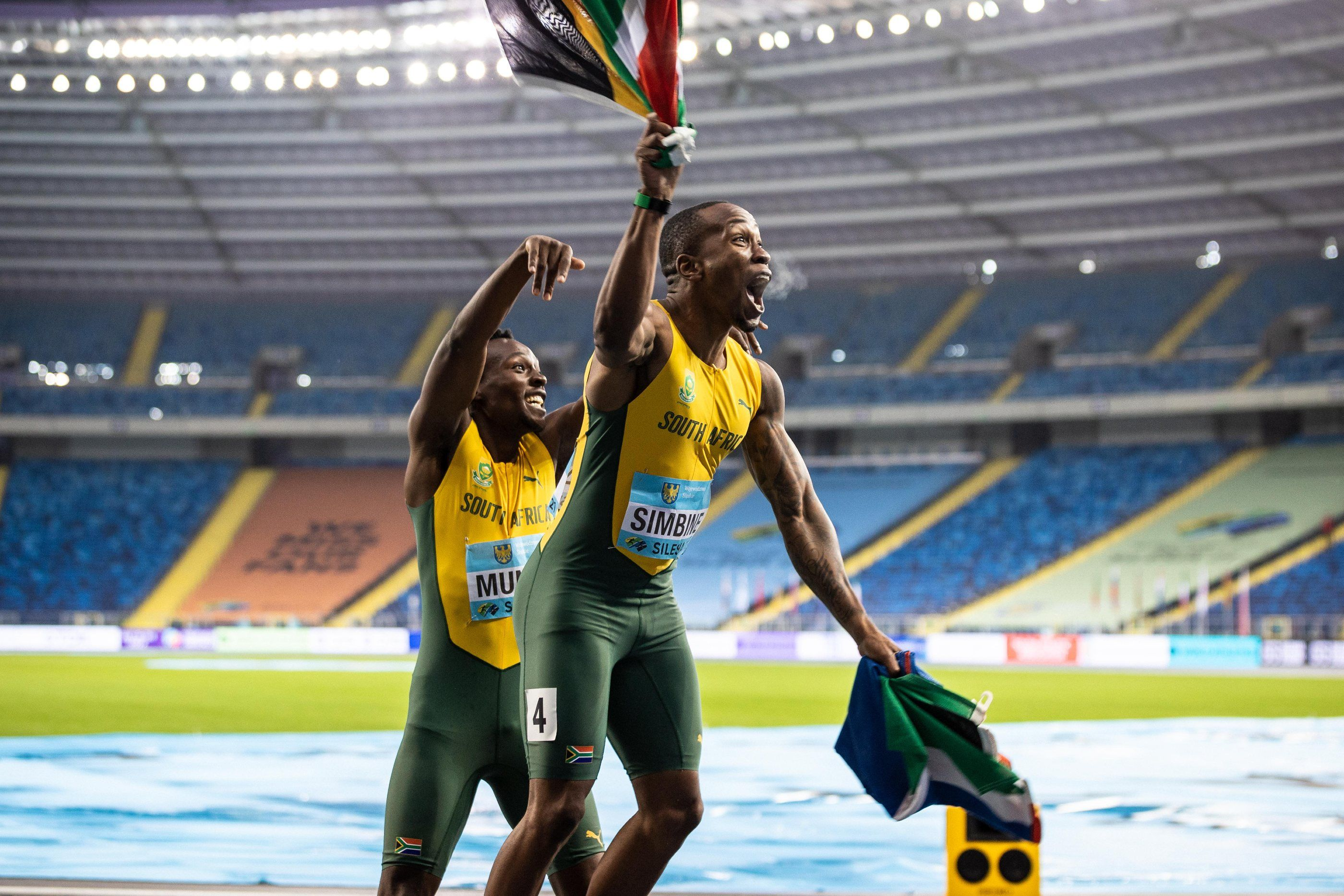 Boosted By World Relays South Africa S Simbine Is Focused On The Fast Road To Tokyo Feature Wre 21 World Athletics