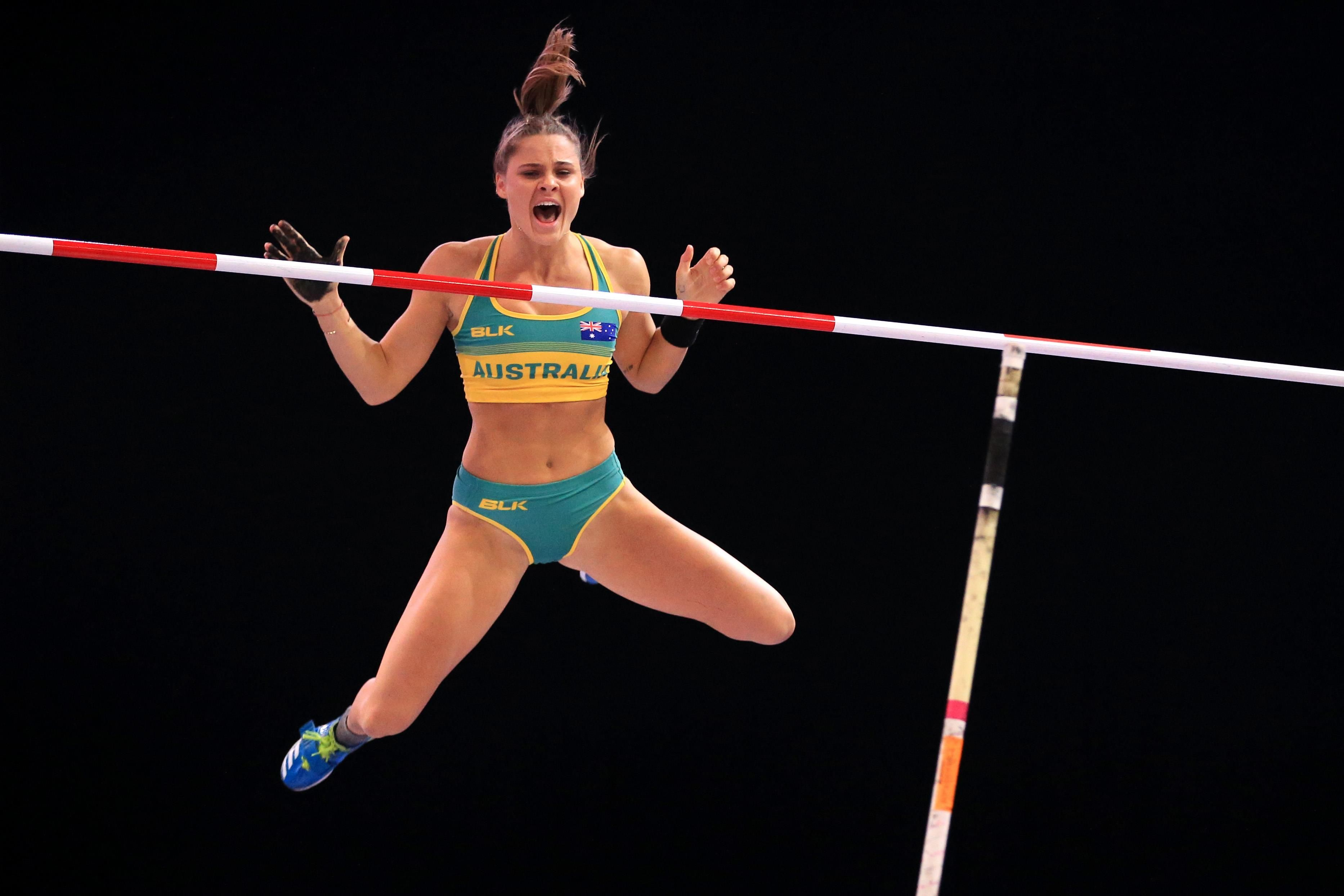 For many people, lockdown evokes emotions of frustration and anxiety. Yet for recently-minted Australian pole vault record-holder Nina Kennedy, she credits the period last year for helping transform her career.
