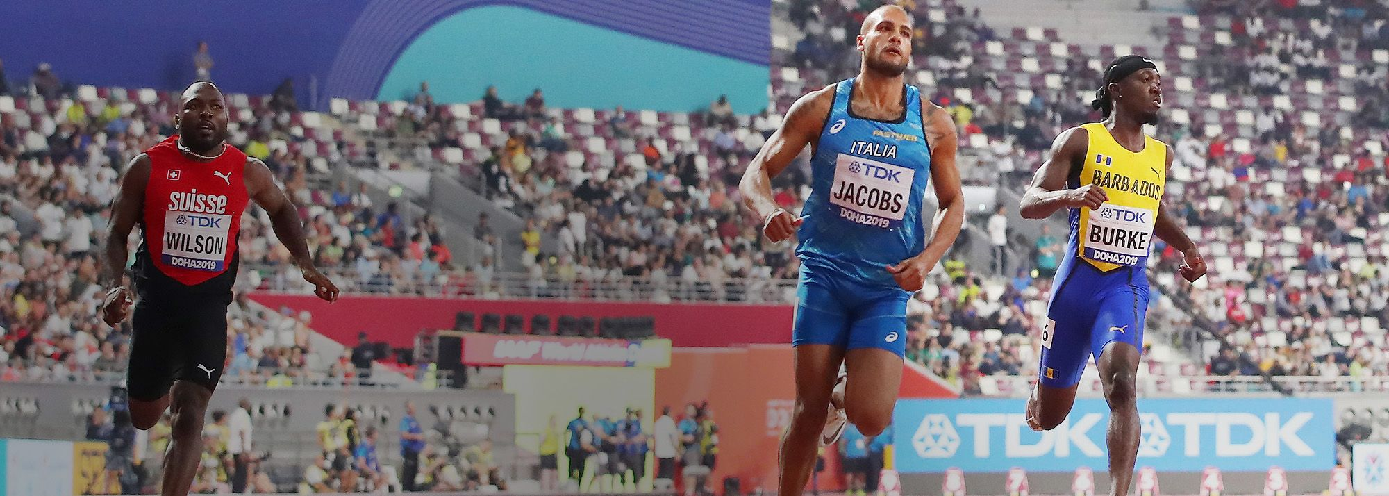 Marcell Jacobs is keen to forget his first two appearances at the European Indoor Championships.