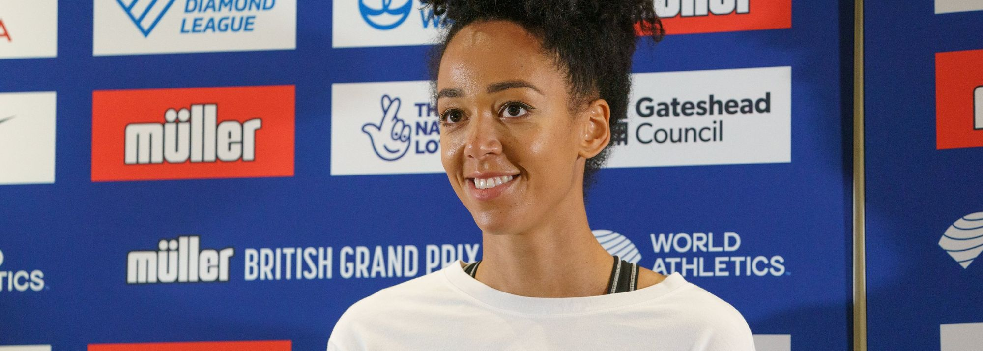 Seven months after tearing her achilles tendon, world heptathlon champion Katarina Johnson-Thompson believes she will be ready to contend for a medal at the upcoming Tokyo Olympic Games.