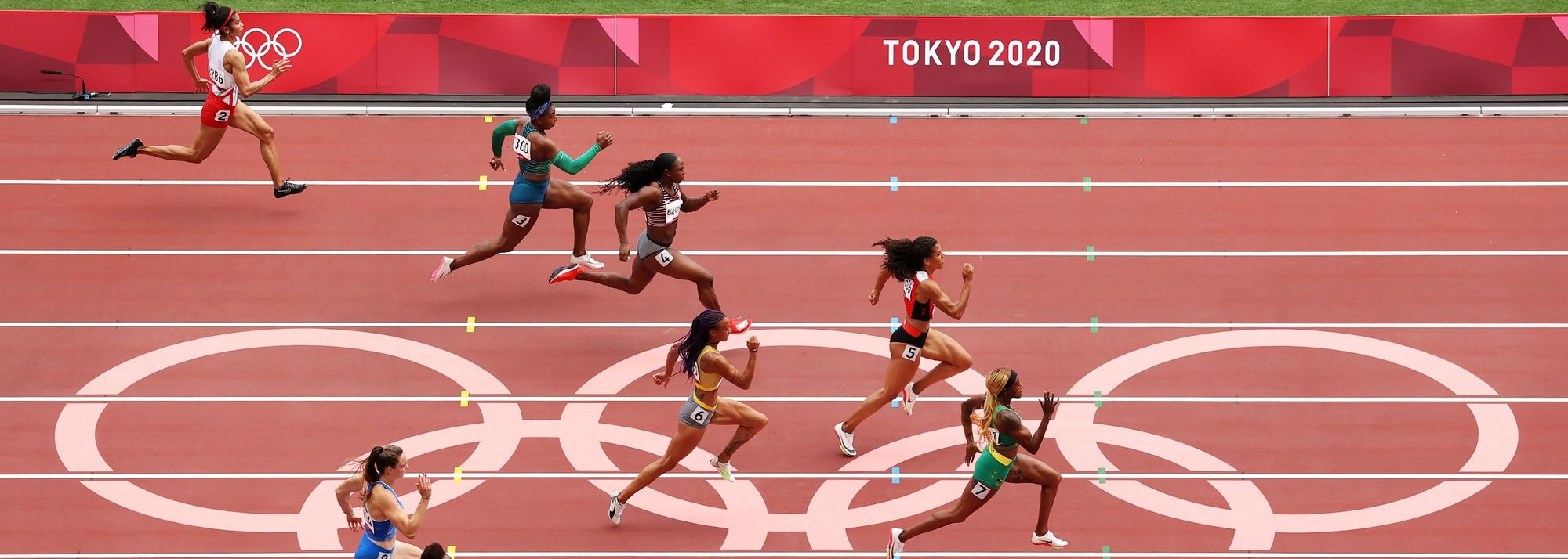 There are three titles up for grabs on the second day of athletics action at the Tokyo 2020 Olympic Games on Saturday (31).