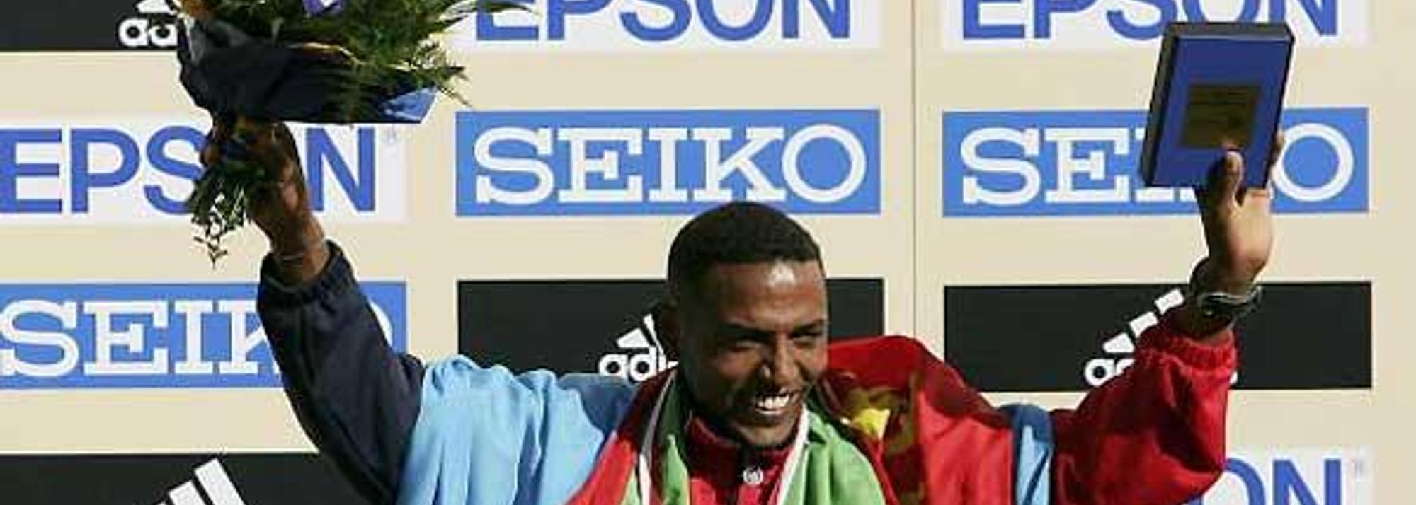 After winning the men's title at the inaugural IAAF World Road Running Championship, Eritrea's Zersenay Tadesse was inundated with questions about when he will run his first marathon.