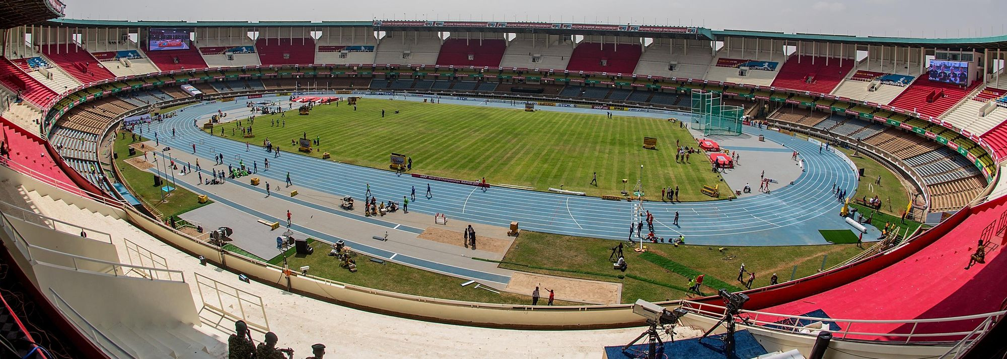 The World Athletics U20 Championships Nairobi 2020 will be the first global track and field championships where air quality will be measured and analysed.