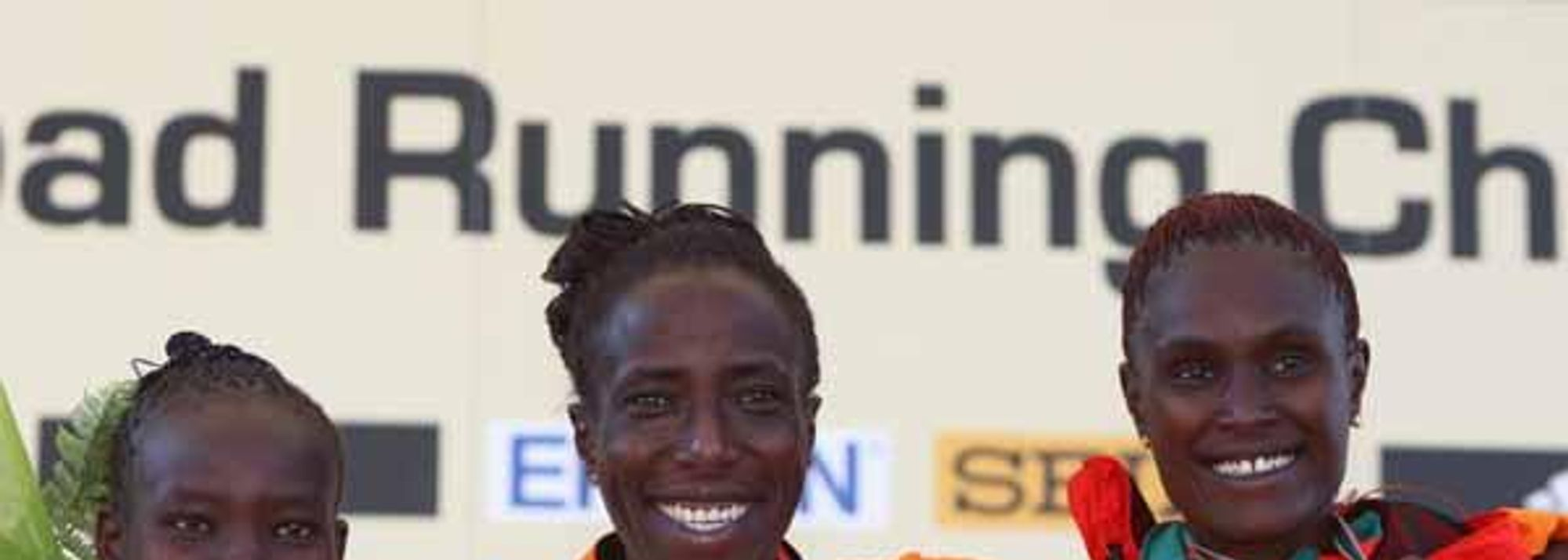 Two World records**, a winner's payment of US$30,000 and a World record bonus of US$50,000 can be described as a near perfect day for Holland's Lornah Kiplagat at the IAAF World Road Running Championships which were contested today in this north eastern Italian city.