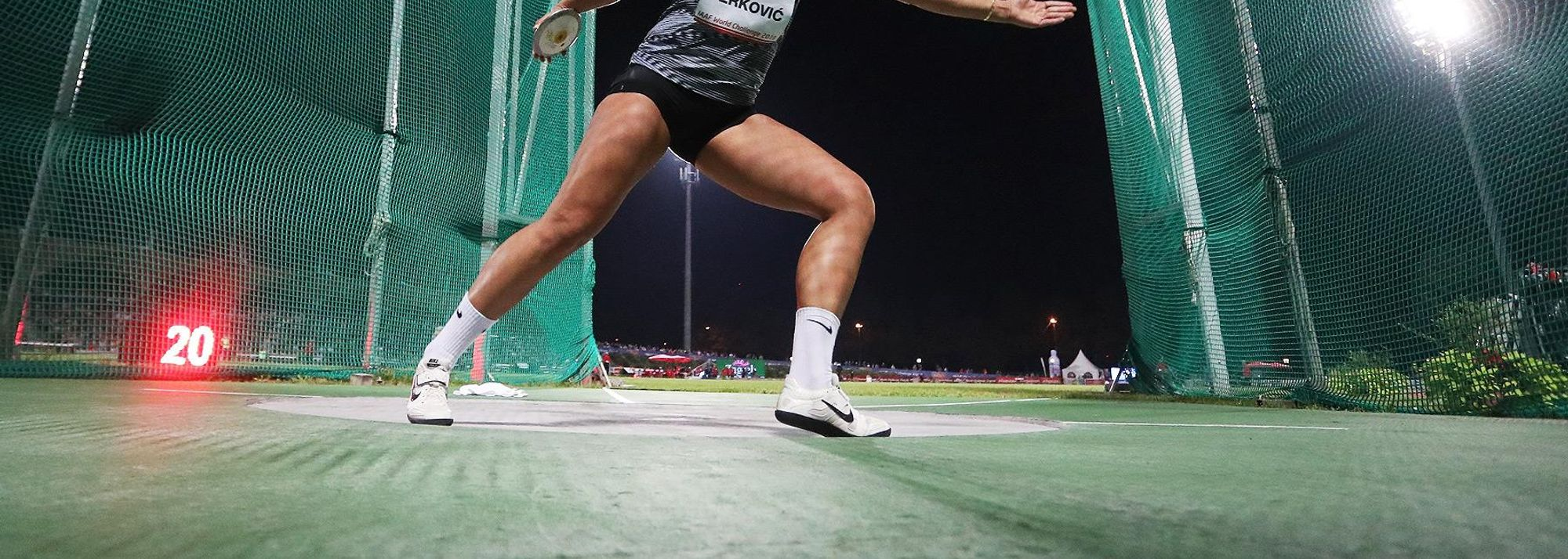 Sandra Perkovic may not have been her usual dominant self so far this year, but the home crowd at the Hanzekovic Memorial in Zagreb – the final IAAF World Challenge meeting of 2019 – cheered the world and Olympic discus champion on to a 67.78m victory on Tuesday (3).