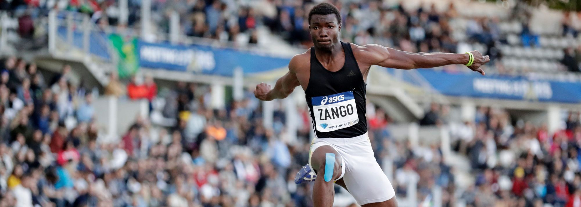 Jacob Kiplimo will also be among the athletes competing in front of a 1500-strong crowd when the Golden Spike takes place in Ostrava on 19 May.