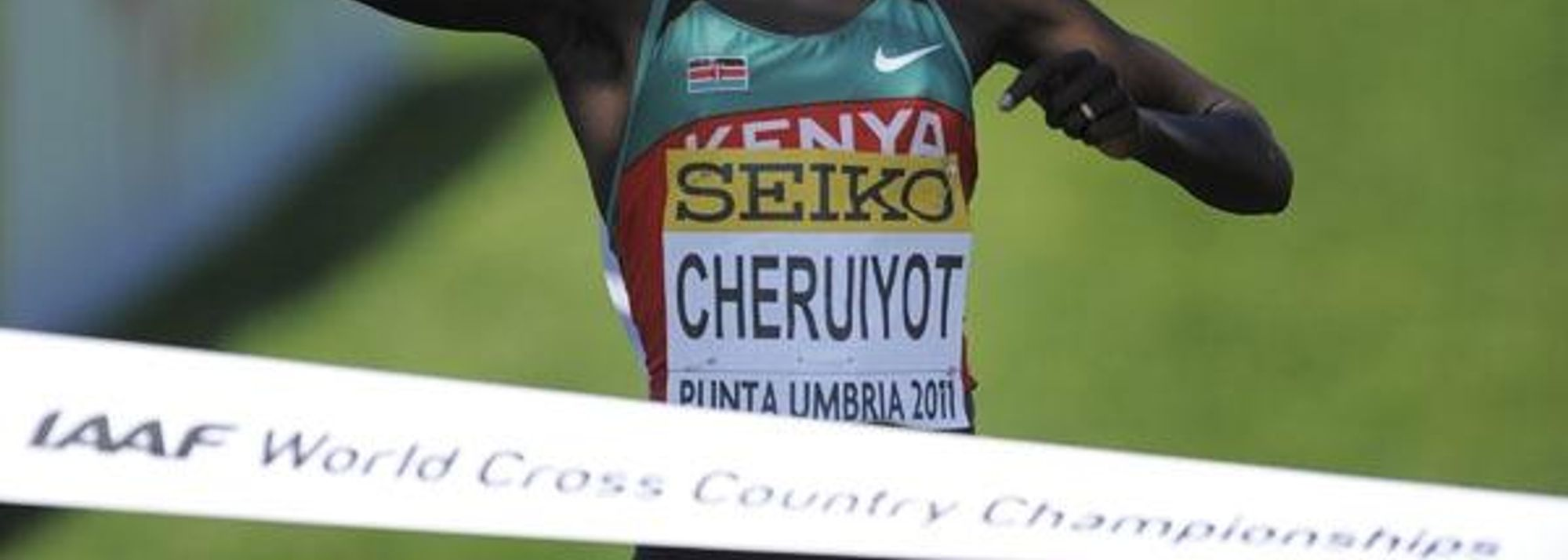 Cheruiyot wins race of champions - Women's Senior Race Report - Punta Umbria 2011