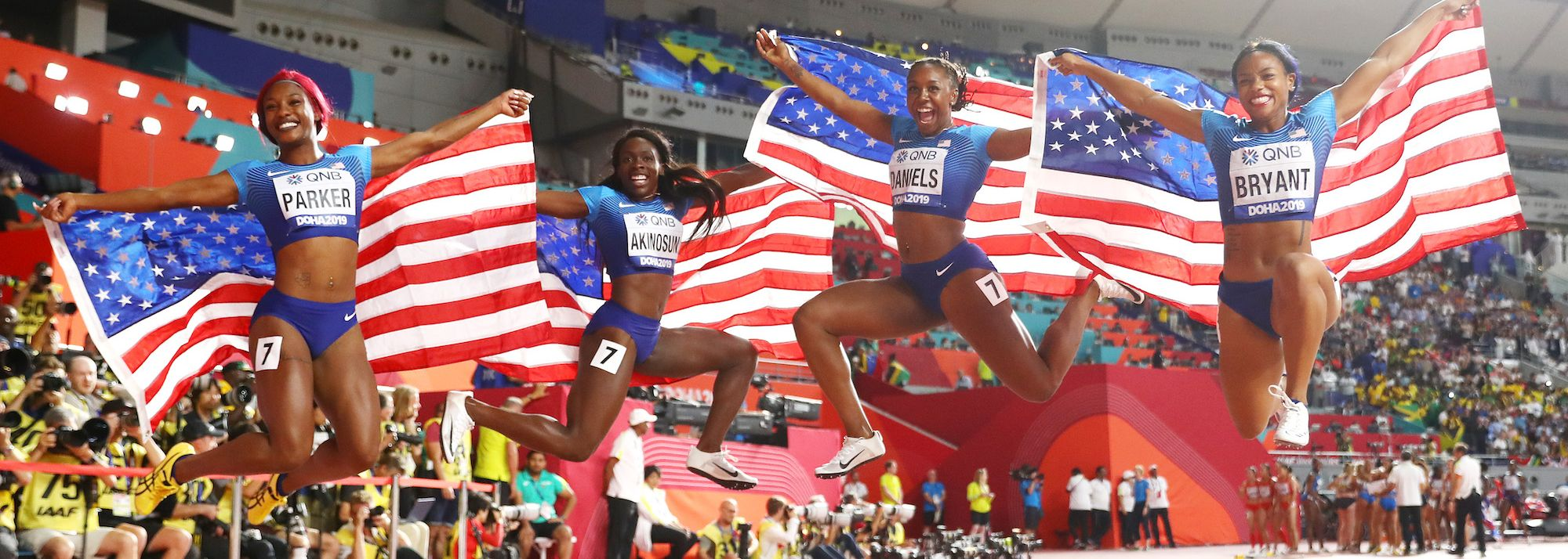 TEAM USA COMPETES ON HOME SOIL IN 2022