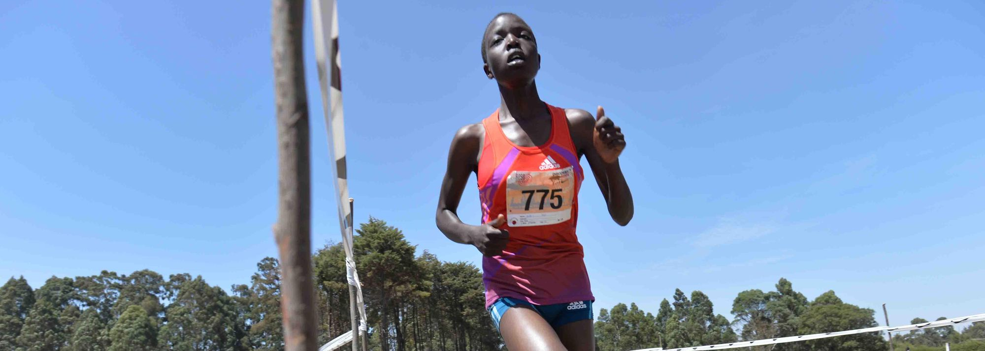 Kenyan Athlete: Running is also a business venture with