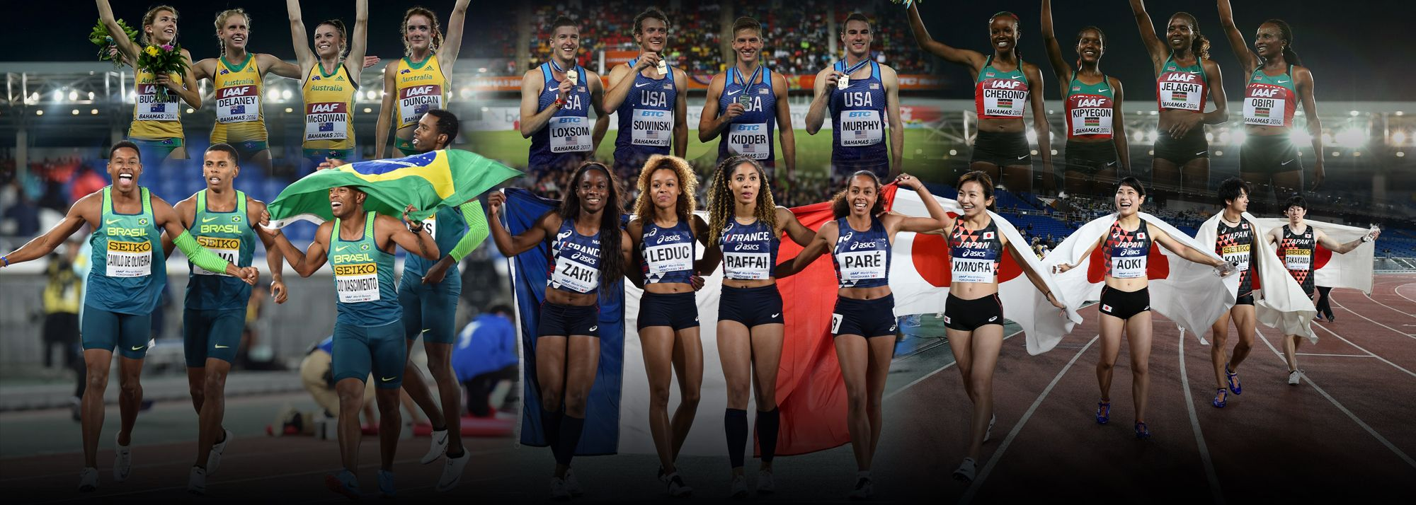 If the World Athletics Relays has highlighted anything across its first four editions, it's that relays are a far more diverse area of the sport than many people realise.
