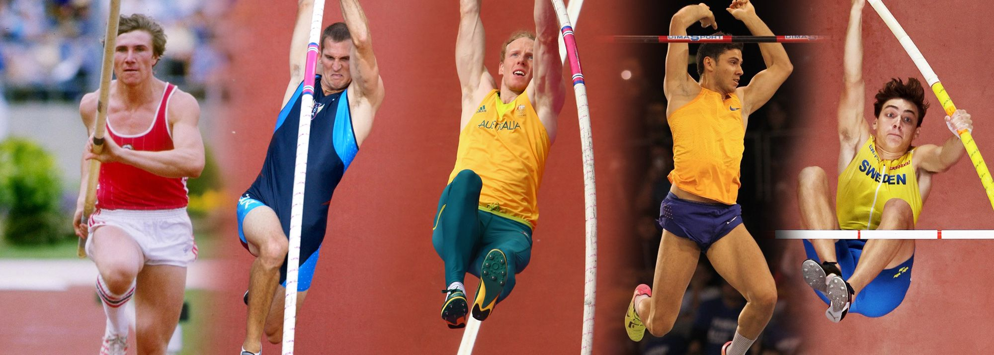 The six-metre pole vault remains one of the most elusive barriers in elite athletics yet it is also one of the most universal.