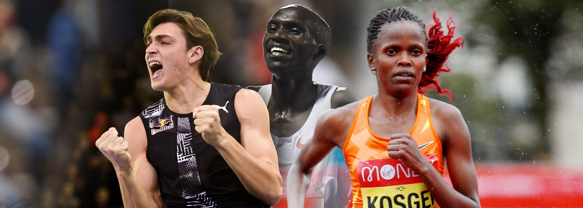 World record-holders Joshua Cheptegei, Mondo Duplantis and Brigid Kosgei are among the nominees for the Laureus World Sports Awards.