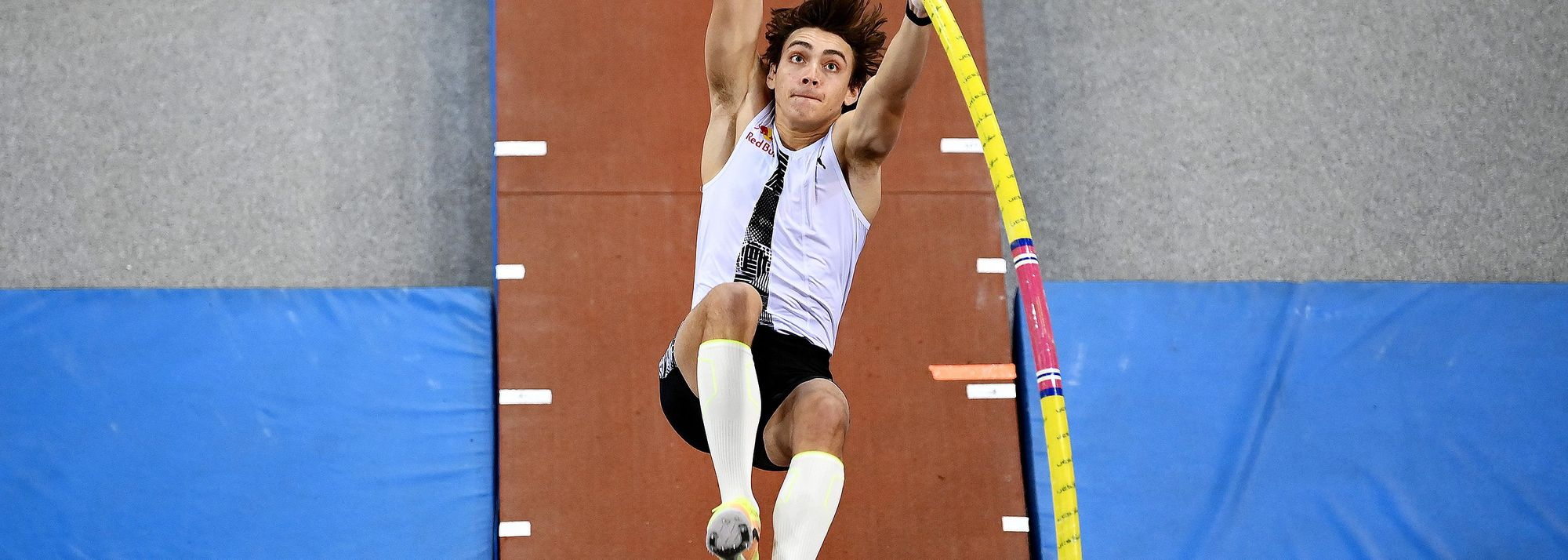 Fourth-best vault of his career