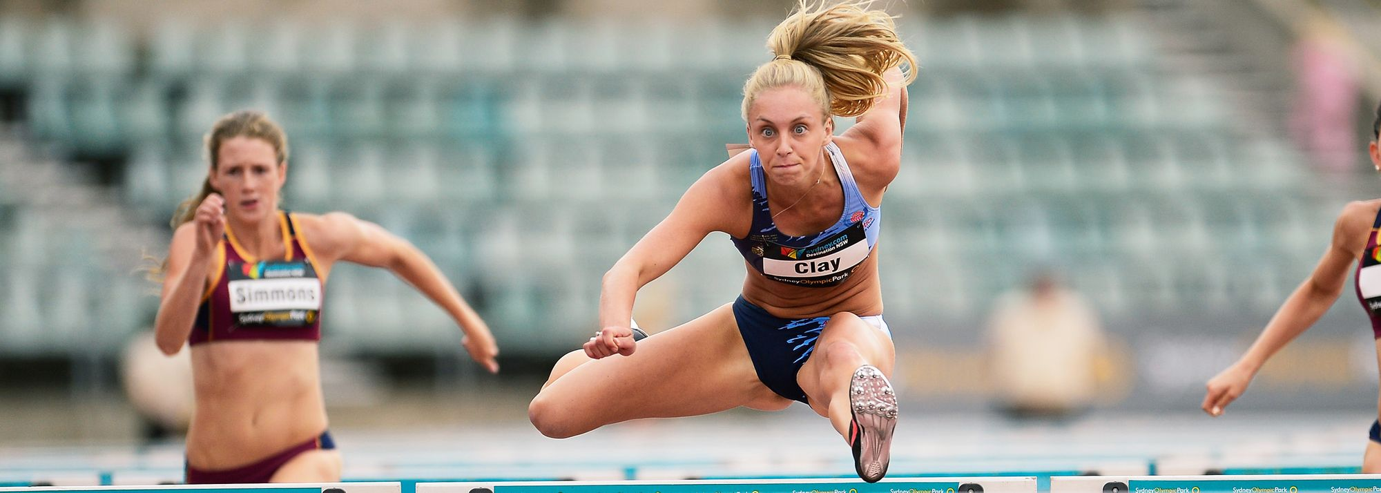 When Sally Pearson abruptly announced her retirement last August, it seemed Australian women's hurdling would be waiting some time for another athlete capable of reaching global championship finals.