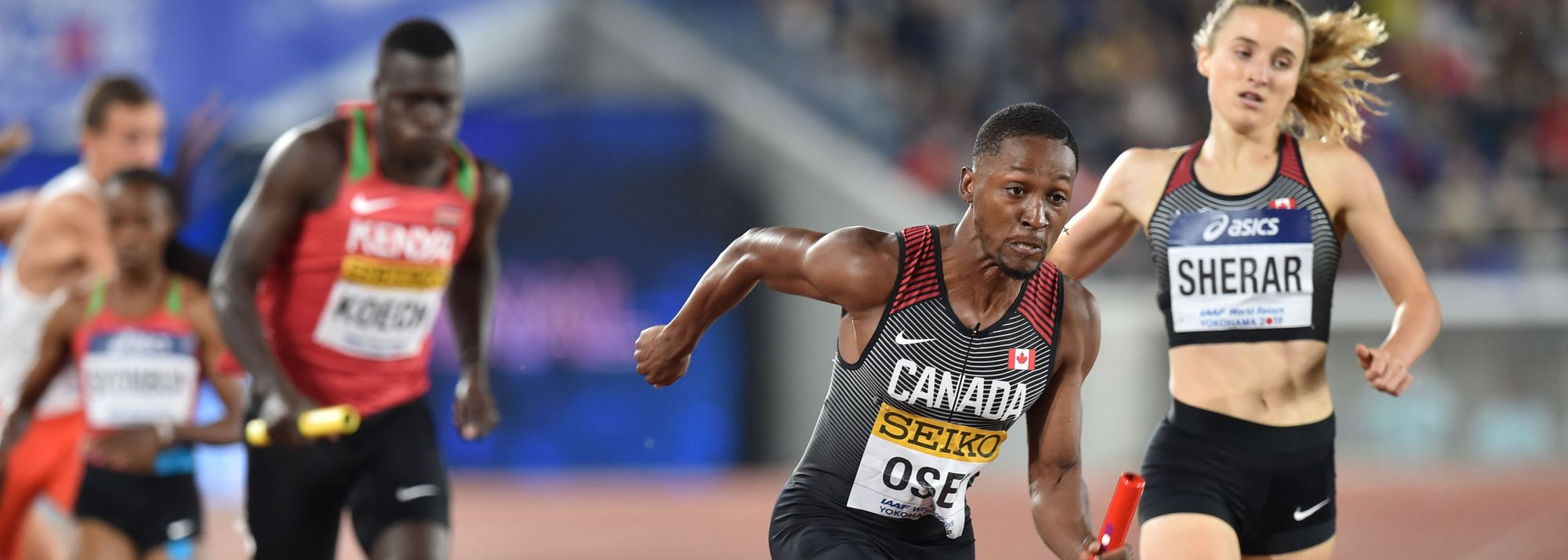 Athletics Canada has selected 24 athletes to compete at the World Athletics Relays Silesia 21 on 1-2 May.