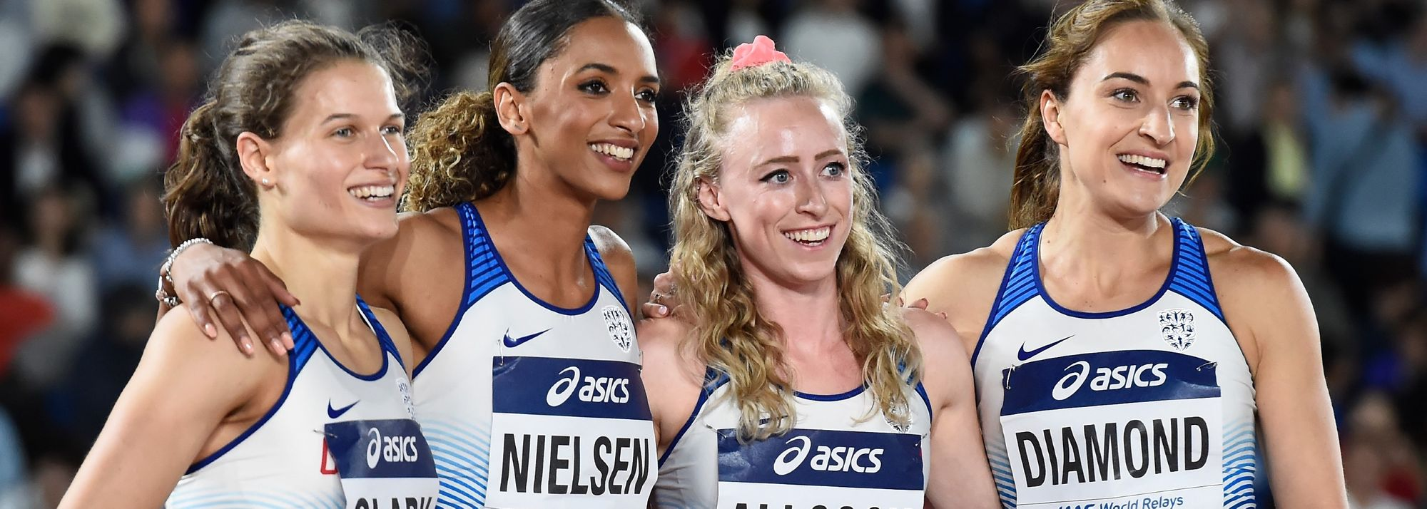 British Athletics has announced a 16-strong team for the women's, men's and mixed 4x400m events at the World Athletics Relays Silesia21 on 1-2 May.
