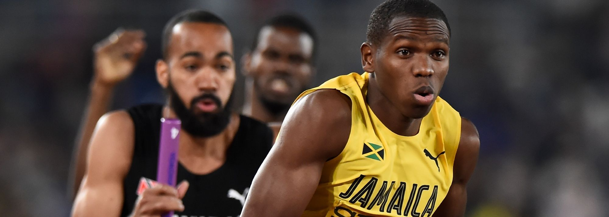 A Jamaican team of 39 athletes, including multiple global gold medallists Elaine Thompson-Herah and Asafa Powell, has been selected for the World Athletics Relays Silesia 21 on 1-2 May.