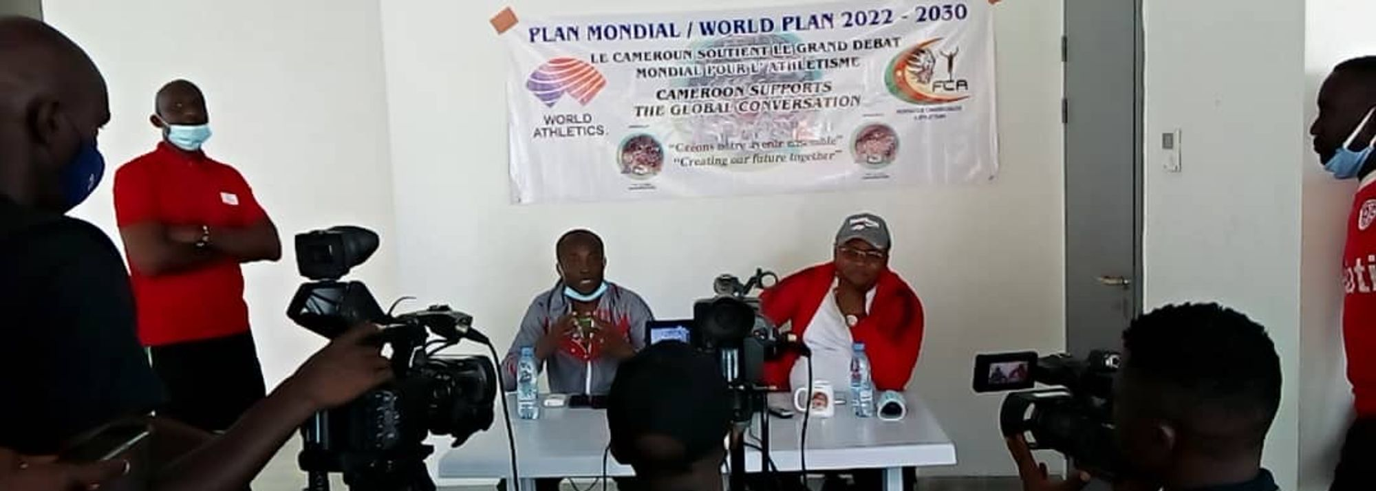 "The leadership of the Cameroon Athletics Federation (CAF) have issued a rallying call for ""everybody"" from every area of the west African nation to participate in the 'Global Conversation for the Future of Athletics' to have their voice heard."