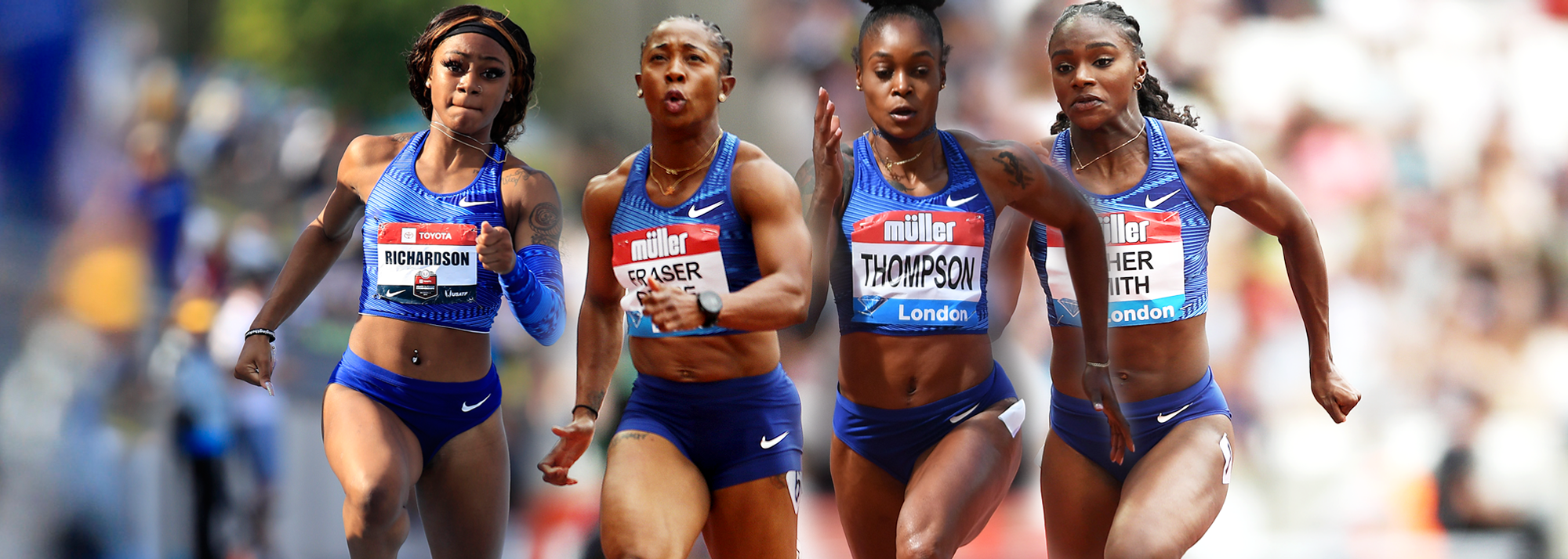 To mark the seven-day countdown to Gateshead, we take a look at seven mouth-watering clashes that have been announced for the first three Diamond League meets of 2021