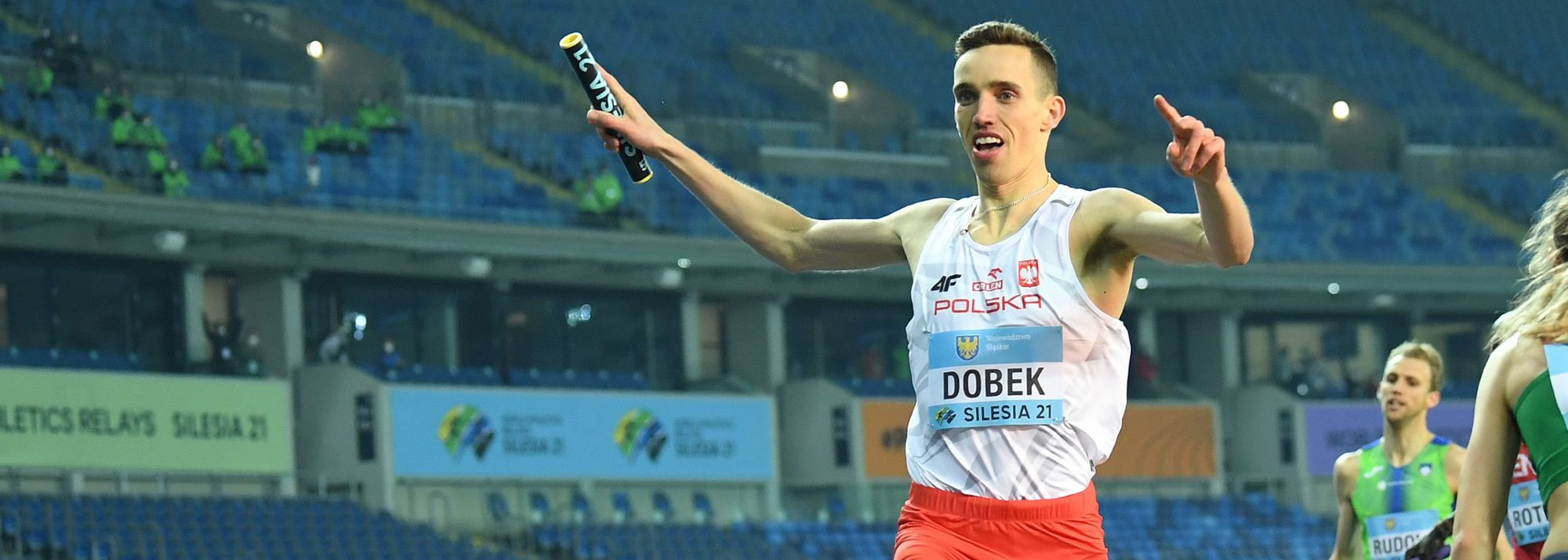 Sprinter or middle-distance runner? It's a question many have asked Poland's Patryk Dobek this year, one he now also has to ask himself.