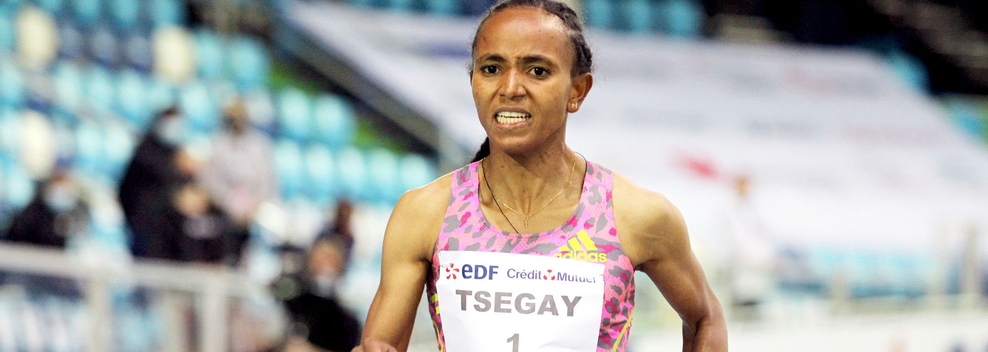 World indoor record-holder Gudaf Tsegay and European indoor champion Patryk Dobek claimed middle-distance victories at the Orlen Janusz Kusocinski Memorial – a World Athletics Continental Tour Silver meeting – in Chorzow on Sunday (20).