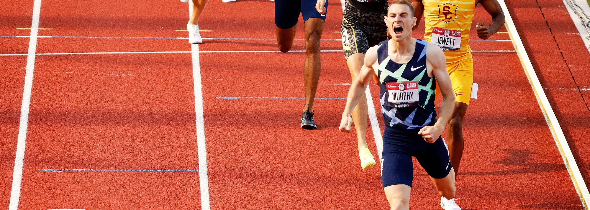 Murphy and Purrier St Pierre take middle-distance titles as Brazier and Simpson miss out