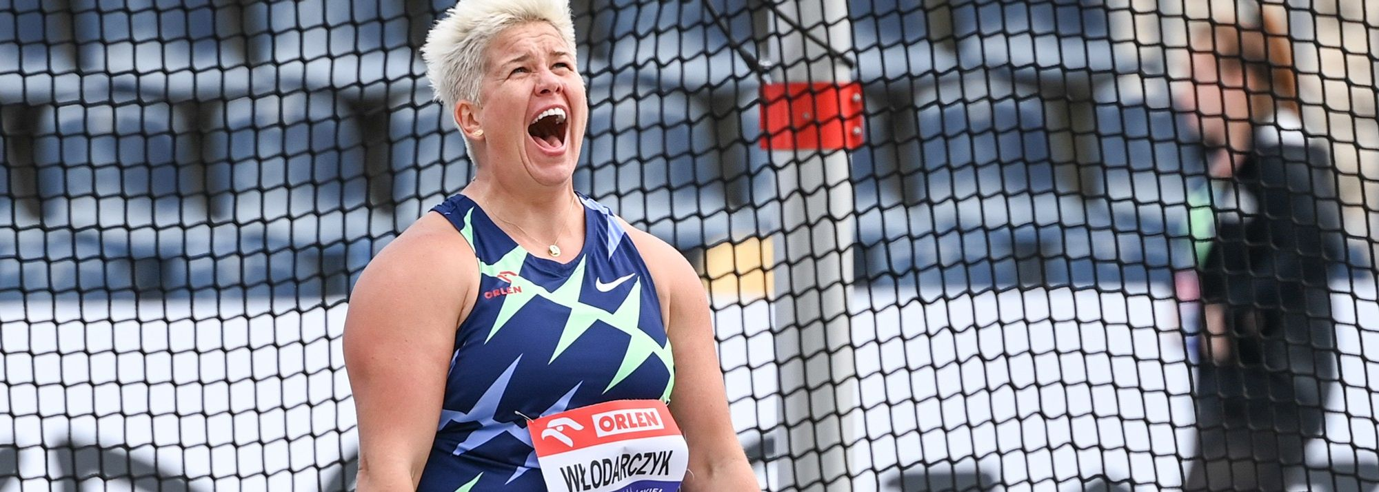 Poland's throws legends impress on home soil, while 18-year-old Christine Mboma runs world-leading 48.54.