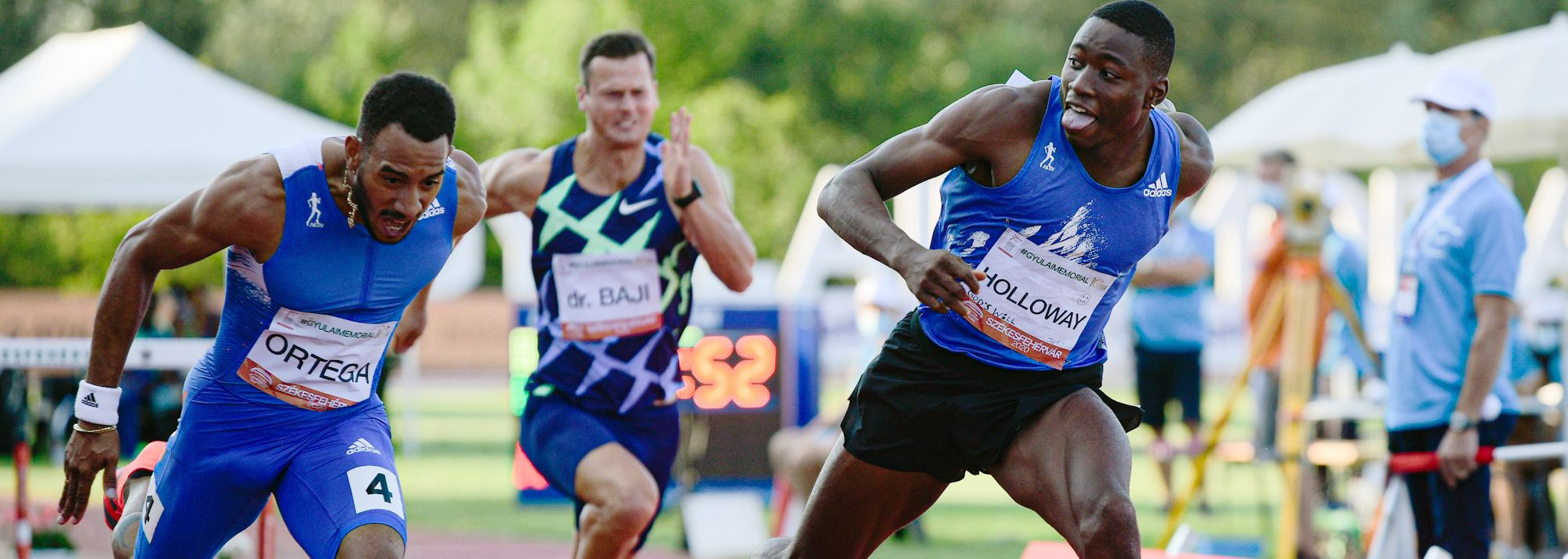 Many events at the Istvan Gyulai Memorial in Szekesfehervar – a World Athletics Continental Tour Gold meeting – on Monday and Tuesday (5-6) will offer a sneak preview of what may happen at the Olympic Games in a few weeks' time.