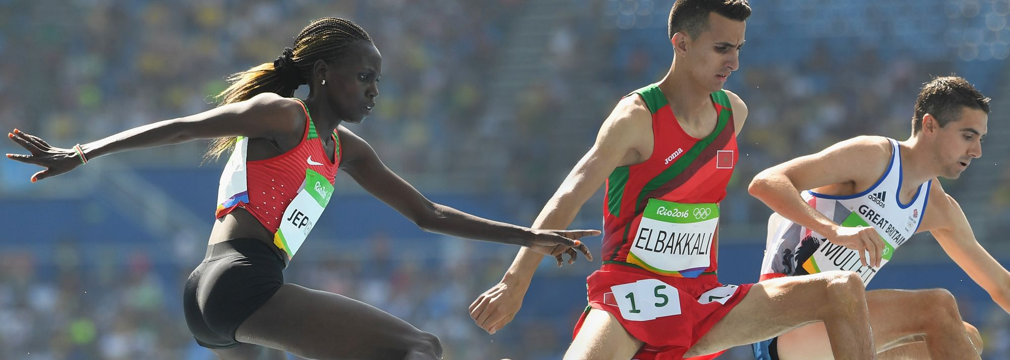 Expected highlights in the women's and men's 3000m steeplechase.