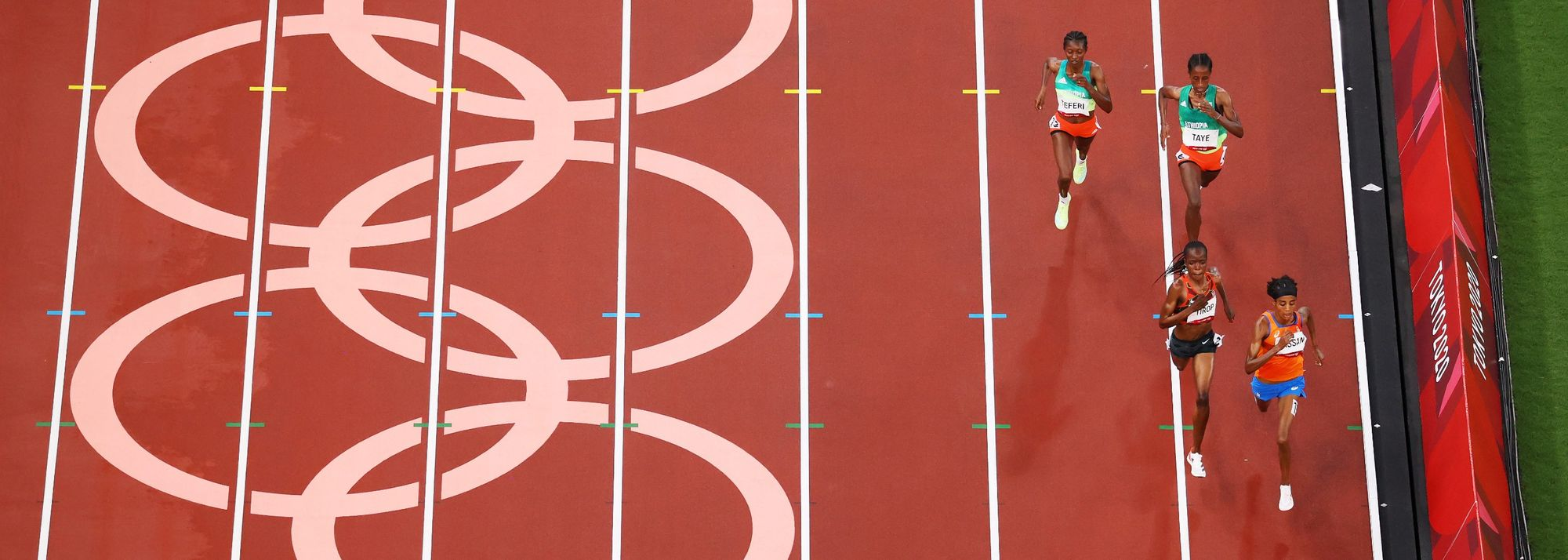 Monday has never looked so good! Five finals highlight day four (2) of the athletics at the Tokyo 2020 Olympic Games.
