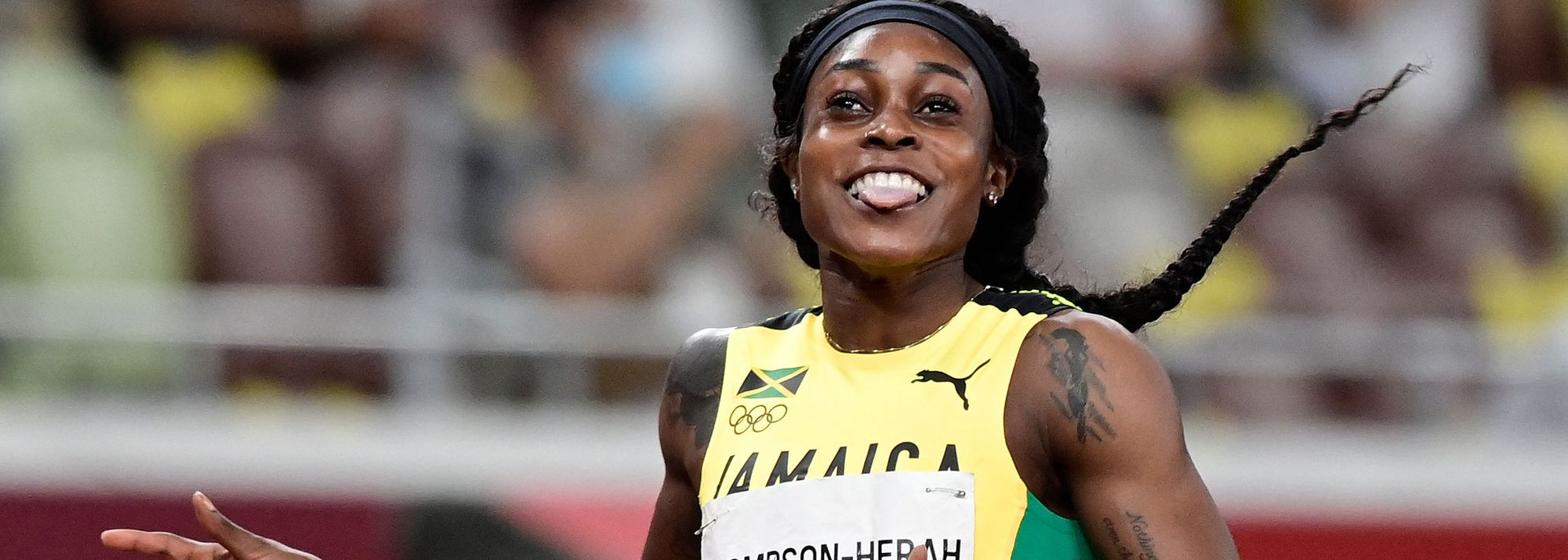 Elaine Thompson-Herah and Anita Wlodarczyk cemented their status as all-time athletics greats
