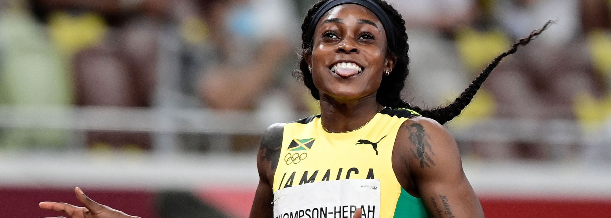 Elaine Thompson-Herah and Anita Wlodarczyk cemented their status as all-time athletics greats.