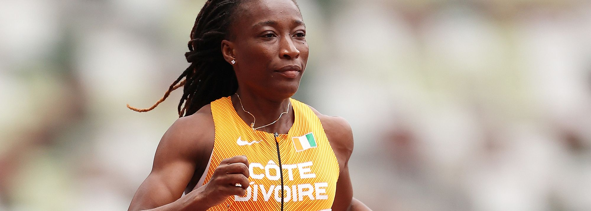 Eye-popping 100m times in the opening athletics session at the Tokyo Olympics