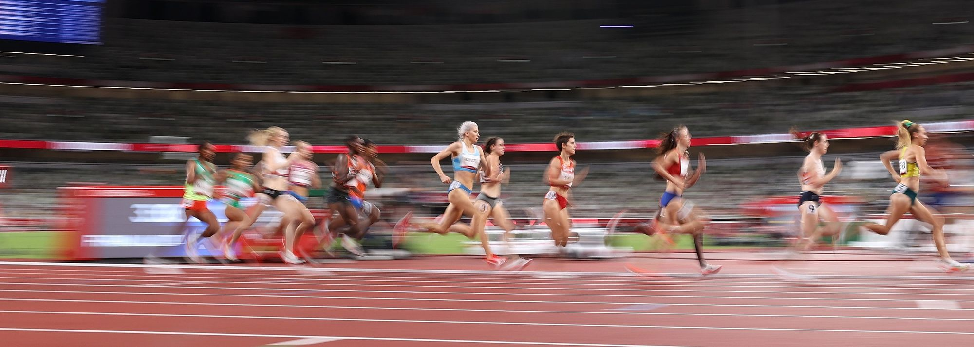 Day eight at the Tokyo 2020 Olympic Games is full of finals – starting with the men's 50km race walk and coming to a close with the 4x100m relays.