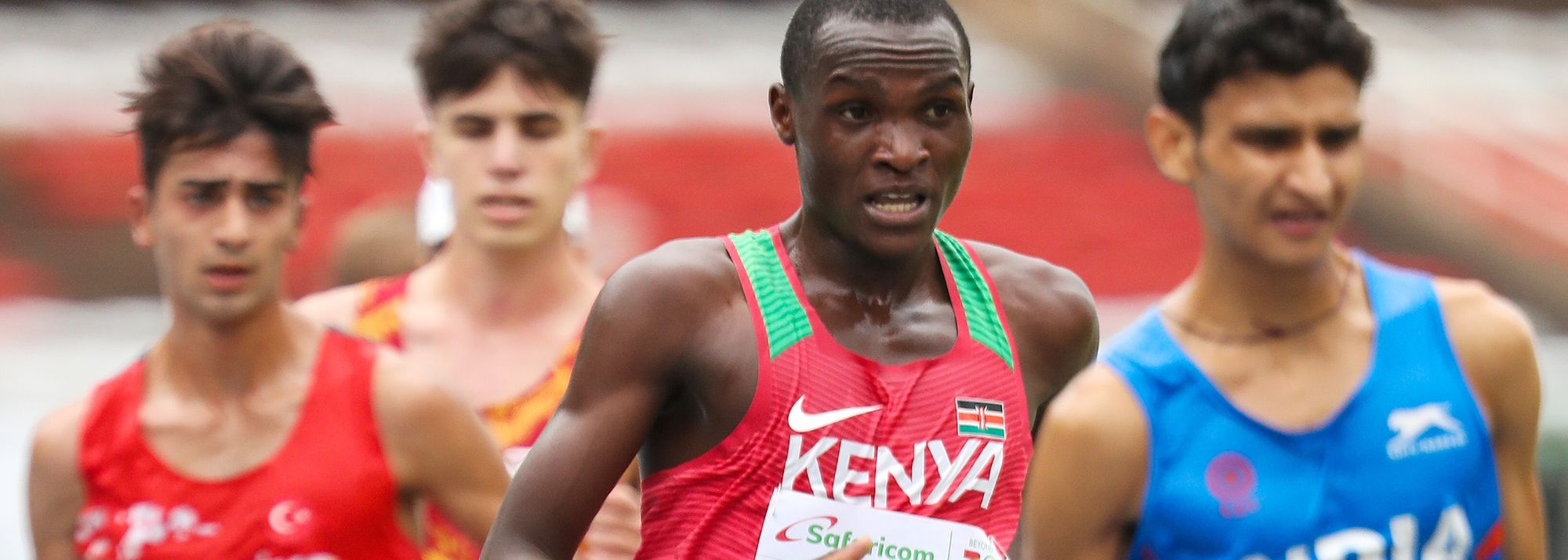 For fans of athletics, perhaps the best thing about age-group championships is how they offer a window into the future of the sport – a glimpse of the names and faces that will light up the track, field and roads at senior level in years to come.