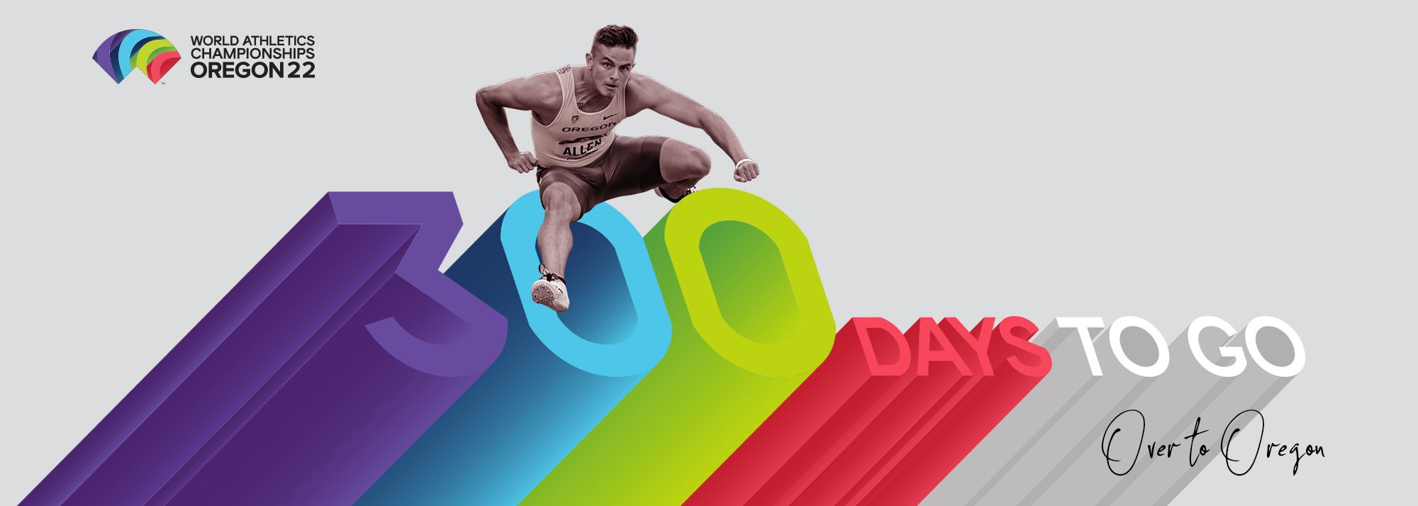 Poker fan Devon Allen has raised the stakes in the men's 110m hurdles after breaking 13 seconds for the first time