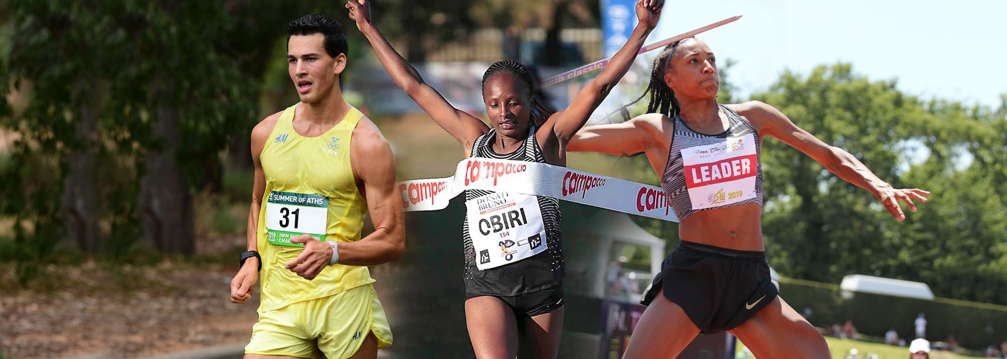 One-day series of the world's best cross country, combined events and race walking meetings will all move to a three-tier World Tour format