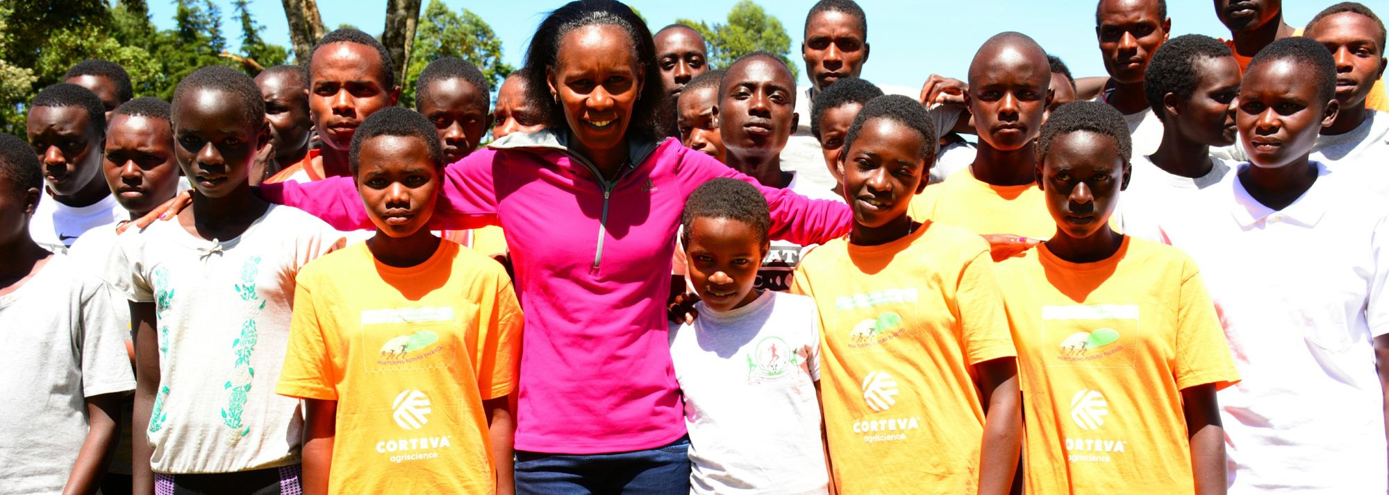 Janeth Jepkosgei remains a heroine even after changing her career from an athlete to a coach and mentor.