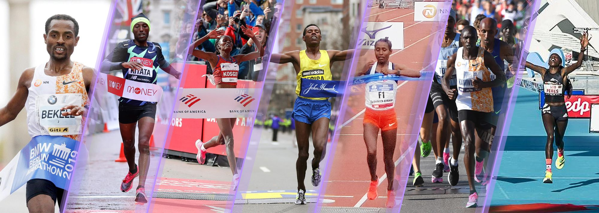 A feast of top-class road racing will be on offer with the return of the World Athletics Elite Platinum Label marathon series this weekend.