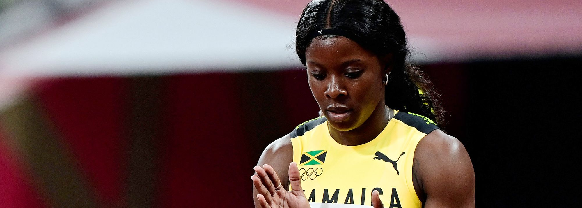One of the most remarkable Jamaican sprinting success stories from 2021
