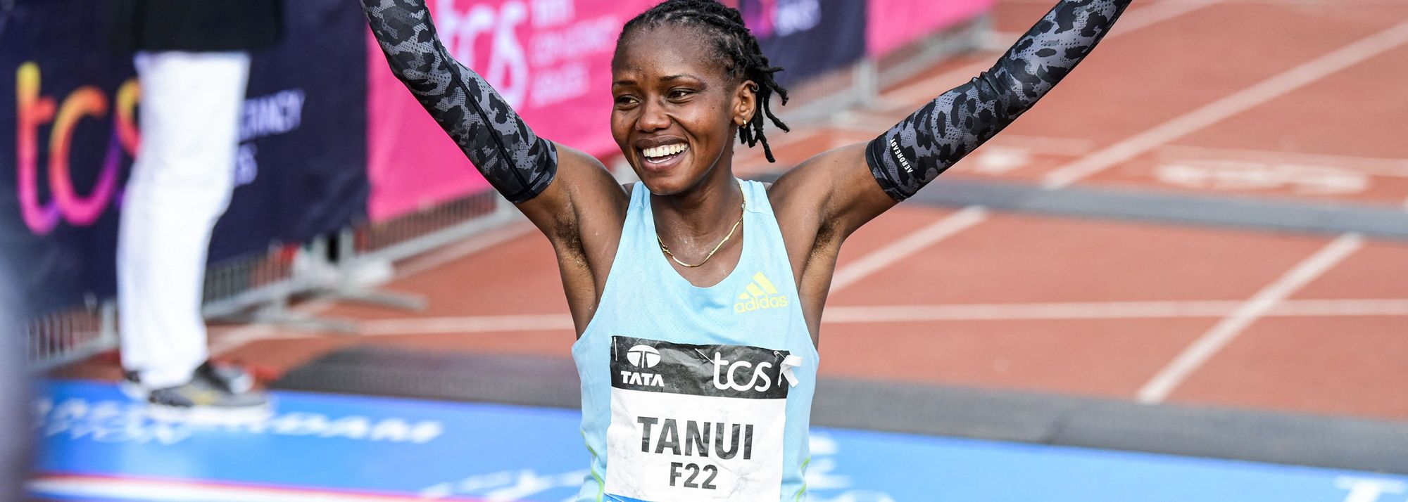 Angela Tanui (2:17:57) and Tamirat Tola (2:03:39) produce the fastest ever times on Dutch soil