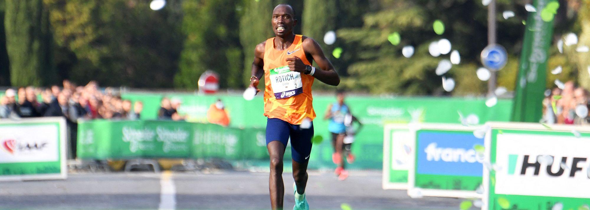 Plus: debutante Haftu Teklu wins the Barcelona Half Marathon