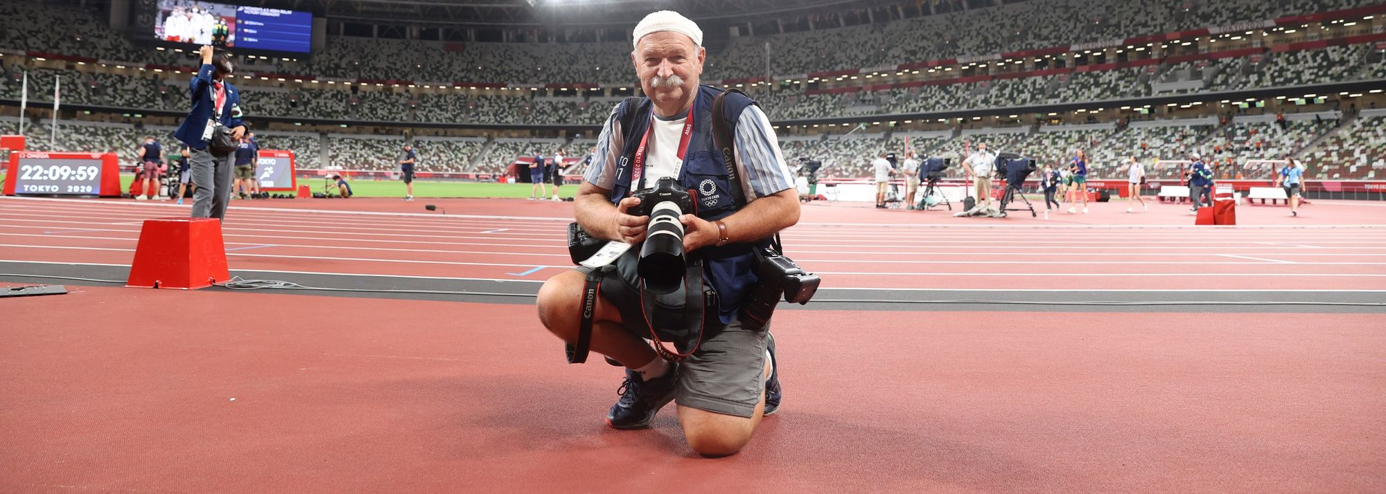 World Athletics is deeply saddened to hear that Jean-Pierre Durand, one of the sport's most prolific photographers, died on Tuesday (19) at the age of 66.