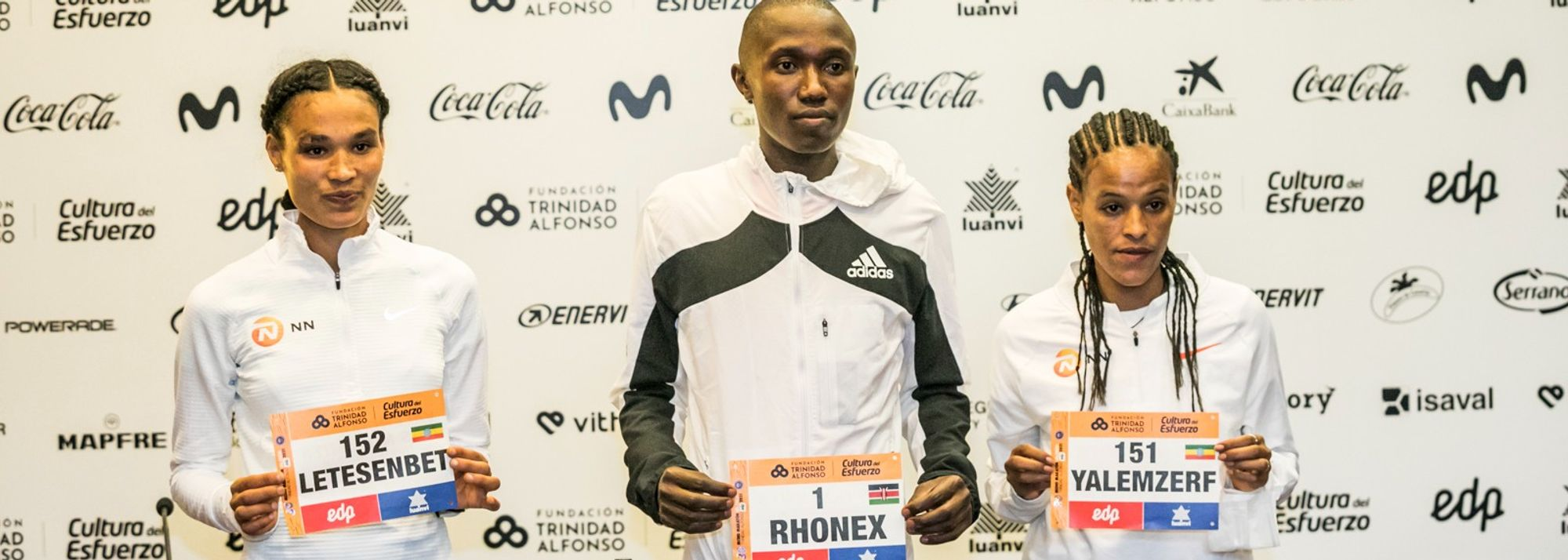 Organisers have assembled a star-studded line-up for the World Athletics Elite Label road race.