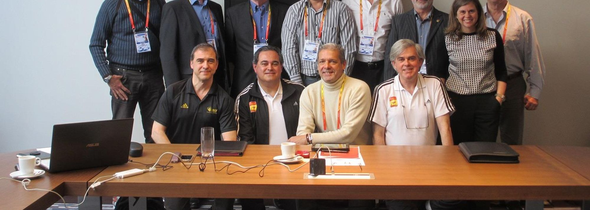 A seminar was held in Sopot, Poland, during the IAAF World Indoor Championships last weekend for all six members of the International Starters Panel.