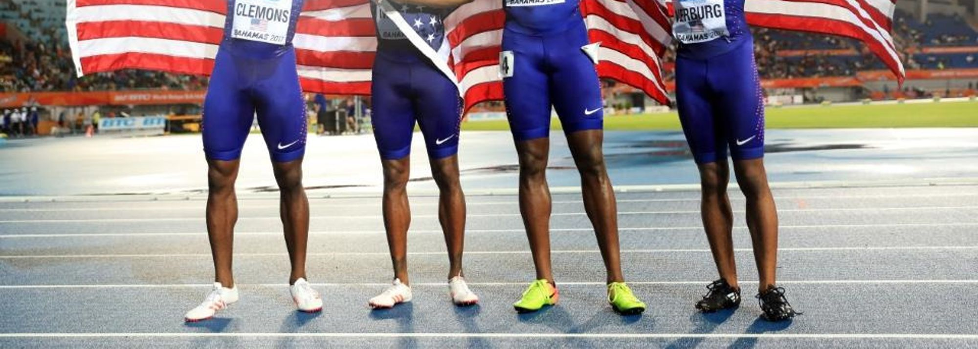 Men's 4x400m final – IAAF/BTC World Relays Bahamas 2017