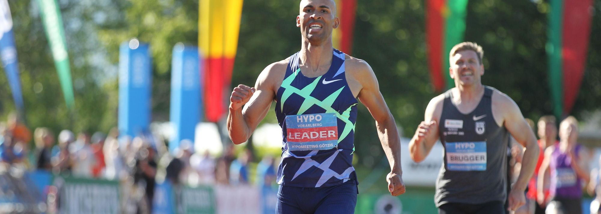 Damian Warner had gone into the Hypo Meeting aiming to become the event's first six-time winner but he ended up making history in other ways at the World Athletics Challenge – Combined Events meeting in Götzis on Sunday (30).